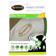 Odeja proti zajedavcem Scruffs Insect Shield L