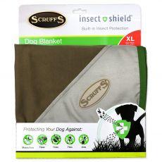 Odeja proti zajedavcem Scruffs Insect Shield XL