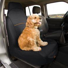 Prevleka za sprednji avtomobilski sedež Kurgo Co-Pilot Bucket Seat Cover črna
