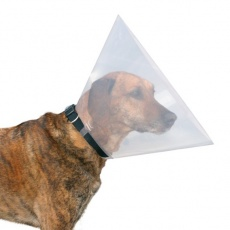 Zaščitni ovratnik za pse - L