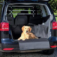 Zaščita za prtljažnik avta, 164 x 125 cm