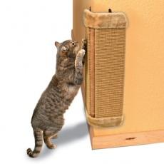 Praskalnik za mačke, vogalen - 32 x 60 cm