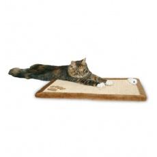 Praskalna podloga za mačke - 55 x 35 cm