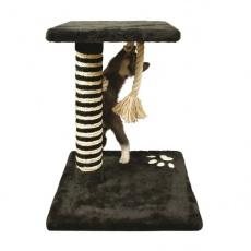 Praskalnik za mačke z vrvjo