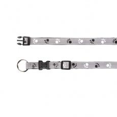 Odsevna ovratnica za pse  - M - L, 35 - 55 cm
