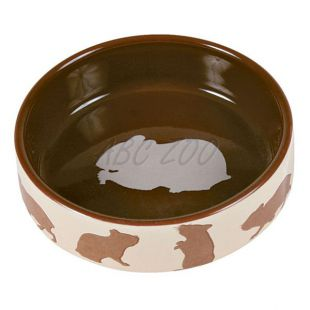 Posoda za hrčke, keramična - 80 ml