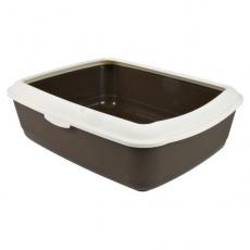 Mačje stranišče, plastično - 37 × 15 × 47 cm