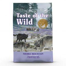 TASTE OF THE WILD Sierra Mountain Canine 12,2 kg