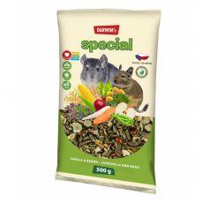 Darwin's Special hrana za činčile in navadne deguje 500 g