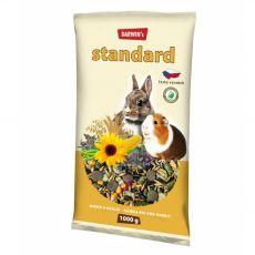 Darwin's Standard hrana za morske prašičke in zajce 1 kg