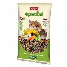 Darwin's Special hrana za majhne glodavce 1 kg