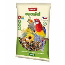 Darwin's Special hrana za srednje velike papige 500 g