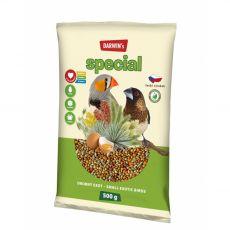 Darwin's Special hrana za majhne eksotične ptice 500 g
