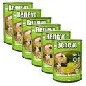 Benevo Duo celovita hrana za mačke in pse 6 x 369 g