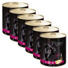 Konzerva Piper Adult goveji vampi 6 x 800 g
