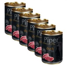 Konzerva Piper Platinum Pure raca 6 x 400 g