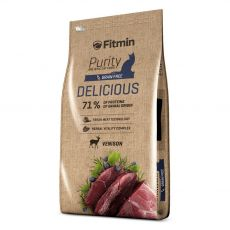 Fitmin Purity Cat Delicious 10 kg + 1 kg