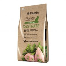 Fitmin Purity Cat Castrate 10 kg