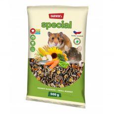 Darwin's Special hrana za majhne glodavce 500 g
