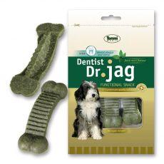 Dr. Jag Bones priboljški za nego zob 90 g / 4 kosi