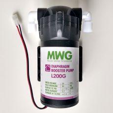 Booster črpalka za reverzno osmozo z membrano 200 GPD