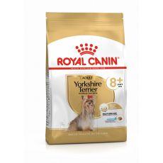 Royal Canin Yorkshire Adult 8+ briketi za odrasle yorkshirske terierje 15 kg