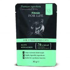 Fitmin Cat For Life Sterilized vrečka 85 g