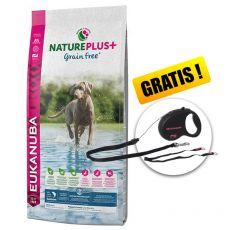 Eukanuba Nature Plus+ Puppy Grain Free Salmon 14 kg