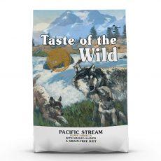 TASTE OF THE WILD Pacific Stream Puppy 5,6 kg