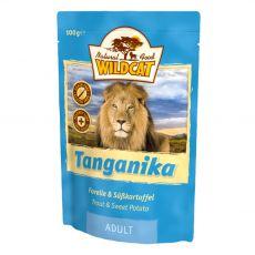 Wildcat Tanganika vrečka 100 g