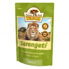 Wildcat Serengheti Senior vrečka 100 g