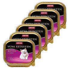 Animonda Vom Feinsten Kitten - jagnjetina 6 x 100 g