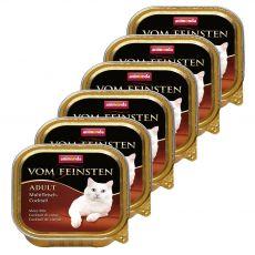 Animonda Vom Feinsten Adult Cats – piščančja jetra 6 x 100 g