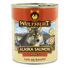 Konzerva WOLFSBLUT Alaska Salmon 800 g