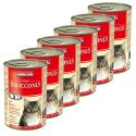 Animonda Cat BROCCONIS govedina in perutnina 6 x 400 g