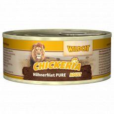 Wildcat Chickeria Chicken konzervirana hrana 90 g