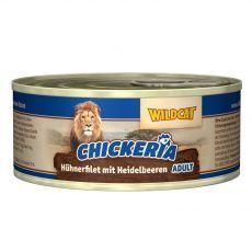 Wildcat Chickeria Chicken & Blueberry konzervirana hrana 90 g