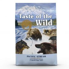 TASTE OF THE WILD Pacific Stream Canine 5,6 kg