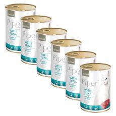 Konzerva Piper Cat Sterilised tuna 6 x 400 g