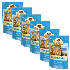 Wildcat Tanganika vrečka 6 x 100 g