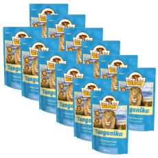 Wildcat Tanganika vrečka 12 x 100 g