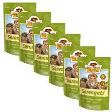 Wildcat Serengeti vrečka 6 x 100 g