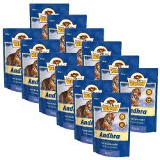 Wildcat Andhra vrečka 12 x 100 g