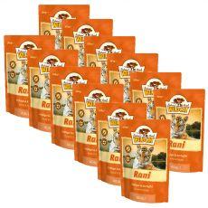 Wildcat Rani vrečka 12 x 100 g