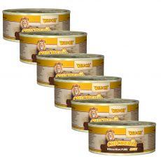 Wildcat Chickeria Chicken konzervirana hrana 6 x 90 g