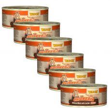 Wildcat Chickeria Chicken & Salmon konzervirana hrana 6 x 90 g