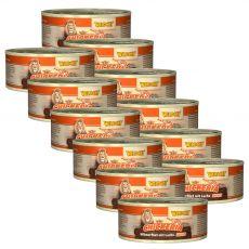 Wildcat Chickeria Chicken & Salmon konzervirana hrana 12 x 90 g