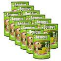 Benevo Duo celovita hrana za mačke in pse 12 x 369 g