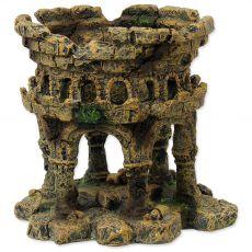 Okras AQUA EXCELLENT ruševine gradu 12,5 x 12 x 12 cm