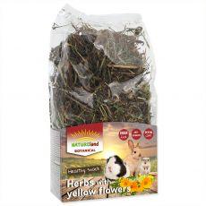 NATUREland BOTANICAL Herbs with yellow flowers 100 g